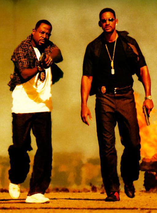 Affiche du film Bad Boys For Life - actuellement en salle au cinéma Rex