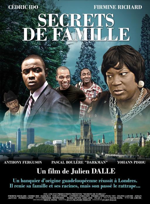 Affiche du film Secrets de Famille - actuellement en salle au cinéma d'Arbaud